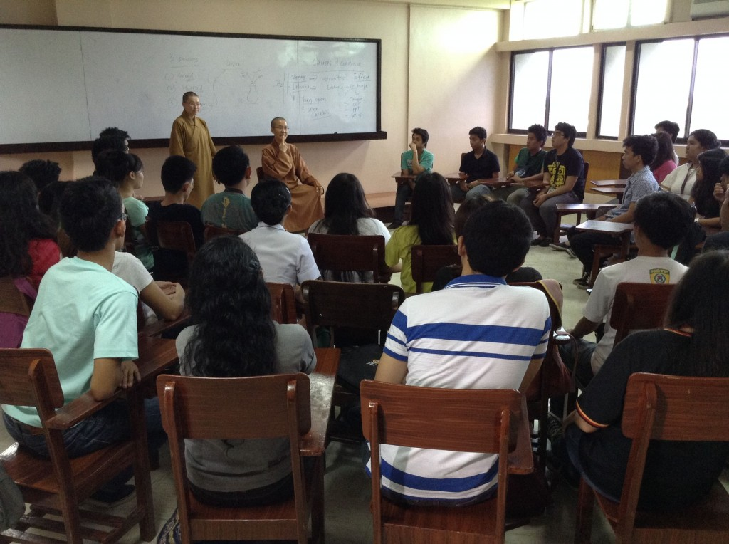 University of San Carlos Philosophy Talk