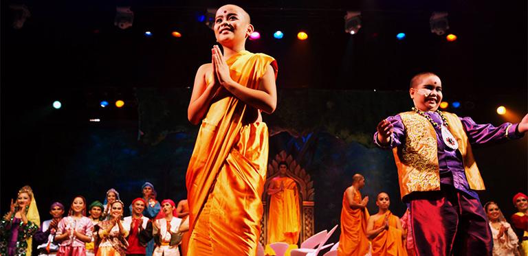Siddhartha Musical - Young Buddha